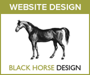 Black Horse Design Website Design (North Wales Horse)