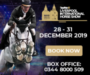 Liverpool International Horse Show 2019 (North Wales Horse)